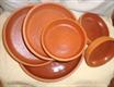 Глиняные сковородки Кеци и другая грузинская посуда
