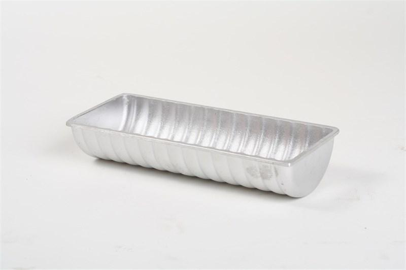 """Форма для выпечки хлеба """"Волнистая"""" 230х100х48 мм - фото 4657"""