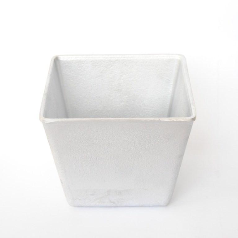 Форма для выпечки хлеба квадратная 145х145х100 мм - фото 4668
