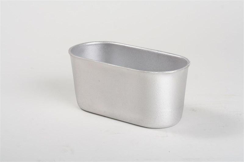 Форма для выпечки хлеба Л-10-3 овальная (218х100х60 мм) - фото 4742