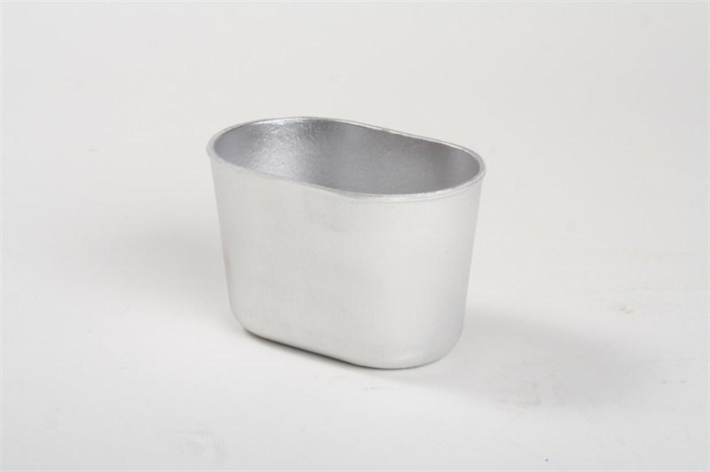 Форма для выпечки хлеба Л-11 овальная - фото 4744