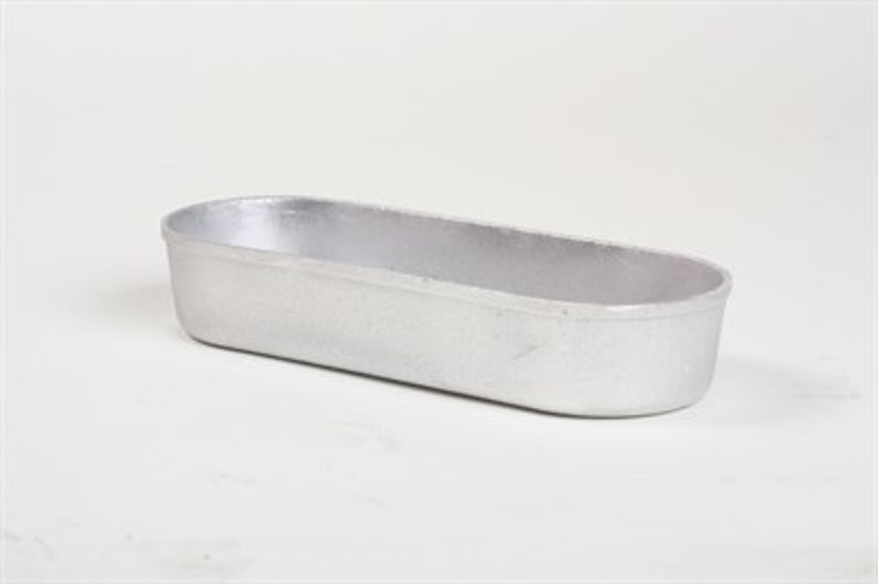 Форма для выпечки хлеба Л-7-1 овальная - фото 4751