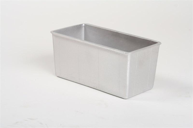 Тостерная форма для выпечки хлеба 250х100х100 - фото 4801