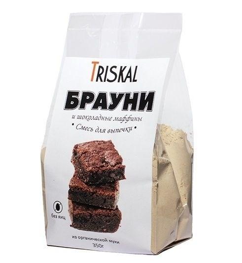Смесь для выпечки Брауни и шоколадные маффины - фото 5445