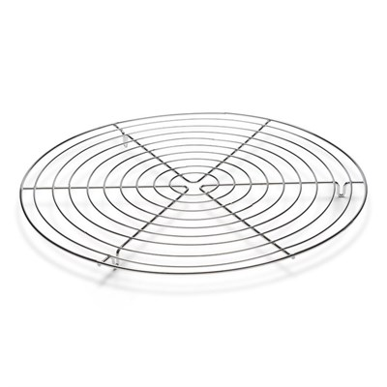 Решетка для охлаждения хлеба круглая Patisse 32 см - фото 5528