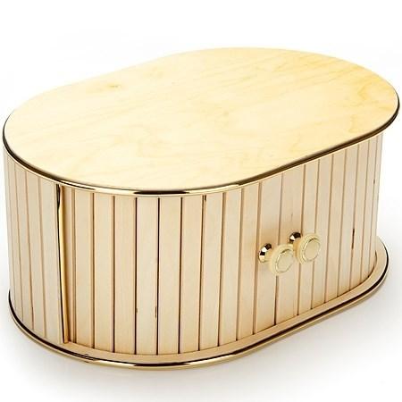 Хлебница деревянная Mayer&Boch 44х30х19 см - фото 5534