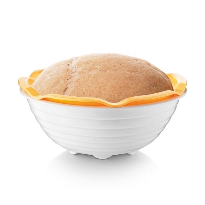 Корзинка для расстойки теста с блюдом Tescoma 22х9.5 см - фото 5600