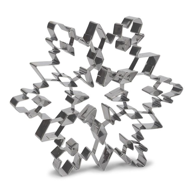 """Форма-вырубка для печенья """"Снежинка"""" Patisse 19х19 см - фото 5774"""