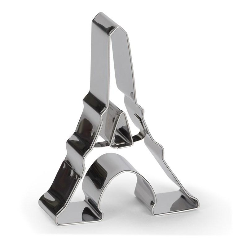 """Форма-вырубка для печенья """"Эйфелева башня"""" Patisse 8х6 см - фото 5775"""