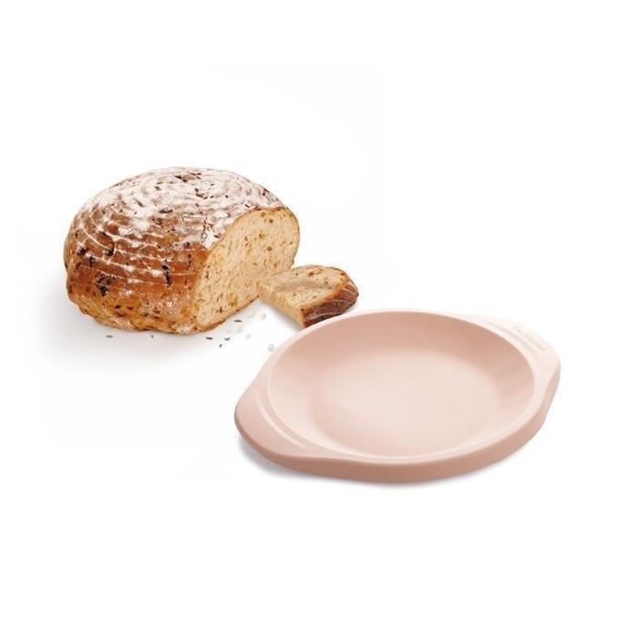 Форма силиконовая для выпечки круглого хлеба Tescoma Della Casa 29х2.5 см - фото 5843