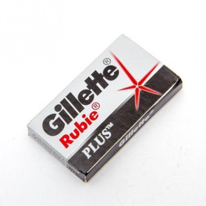 Набор сменных лезвий Gillette (5 шт) - фото 5957