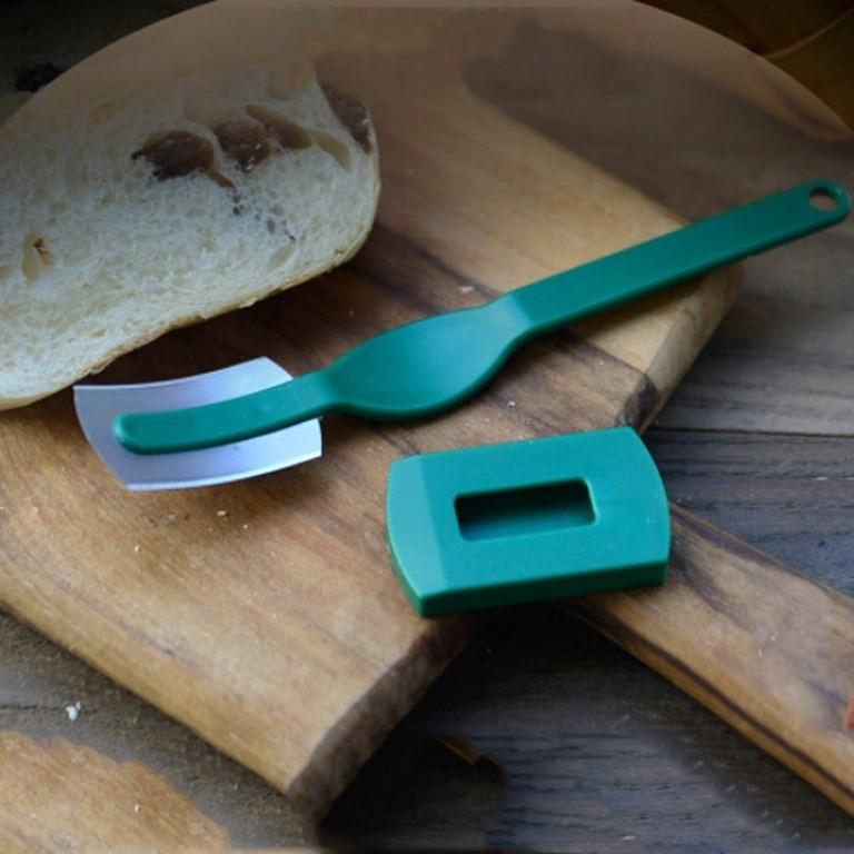 Нож пекарский для нанесения надрезов на тесте - фото 5964