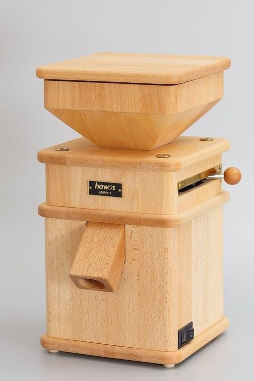 Мельница электрическая для зерна Hawos M1 - фото 6097
