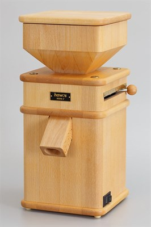 Мельница электрическая для зерна Hawos M2 - фото 6098