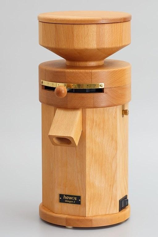 Мельница электрическая для зерна Hawos Oktagon 2 - фото 6100