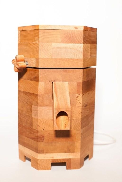 Электрическая мельница для зерна Мельник Октагон - фото 6144