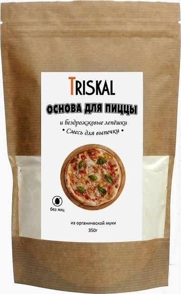 Смесь для выпечки Основа для пиццы и бездрожжевые лепешки - фото 7002