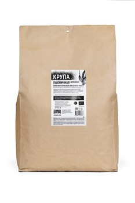 Крупа пшеничная дробленая БИО, пакет 5 кг - фото 7236