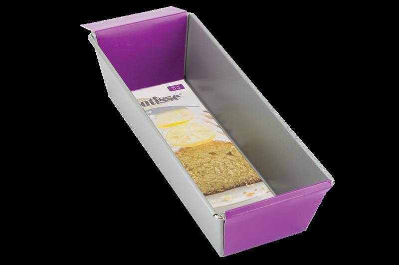 Форма для выпечки хлеба Patisse Silver 30х12х7.5 см - фото 7461