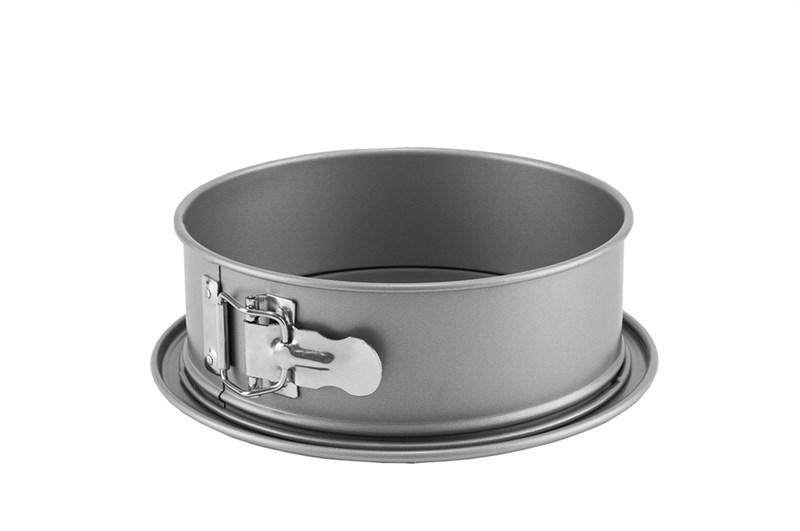 Форма для выпечки разъемная с широким поддоном Patisse Silver  22х7 см - фото 7467
