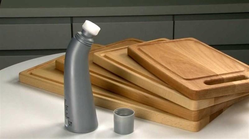Масло для для ухода за деревянными разделочными досками и лопатками Tescoma - фото 7493
