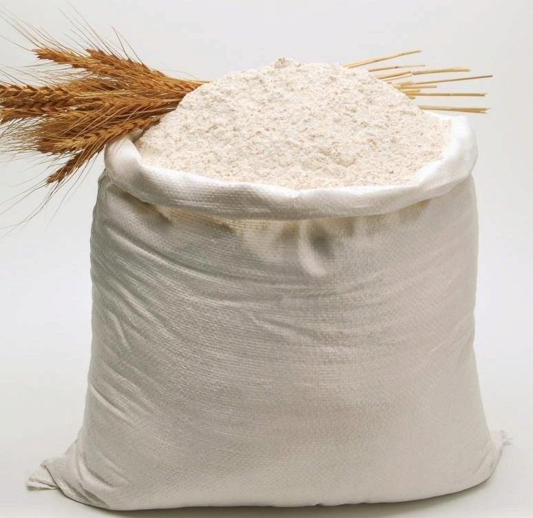Мука пшеничная первого сорта из Шугуровского зерна, пакет 5 кг - фото 7699
