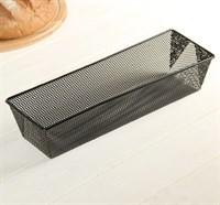Форма для выпечки хлеба перфорированная 35х11.5х8 см