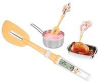 Цифровой кулинарный термометр с лопаточкой Tescoma