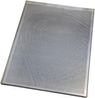 Противень нержавеющая сталь перфорированный 400х300х20 мм (Россия)