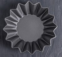 Форма для выпечки кекса чугунная 21х5 см