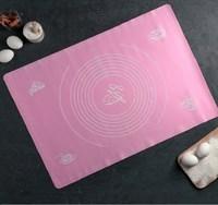 Коврик для раскатки теста и выпечки силиконовый 64.5х45 см