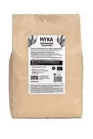 Мука пшеничная цельнозерновая БИО, пакет 2 кг