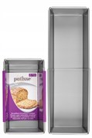 Форма хлебопекарная Patisse Silver раздвижная 22-37 см