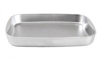 Противень литой алюминиевый 400х295х50мм (Россия)
