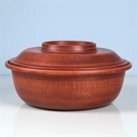 Форма для выпечки керамическая с крышкой 22х7.5 см
