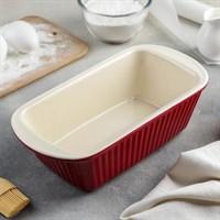Форма для выпечки хлеба керамическая Danny Home 23х11.5х7 см