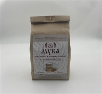 Мука пшеничная тонкого помола из Шугуровского зерна, пакет 1 кг