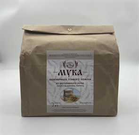 Мука пшеничная тонкого помола из Шугуровского зерна, пакет 2 кг