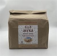 Мука ржаная сеяная из Шугуровского зерна, пакет 2 кг